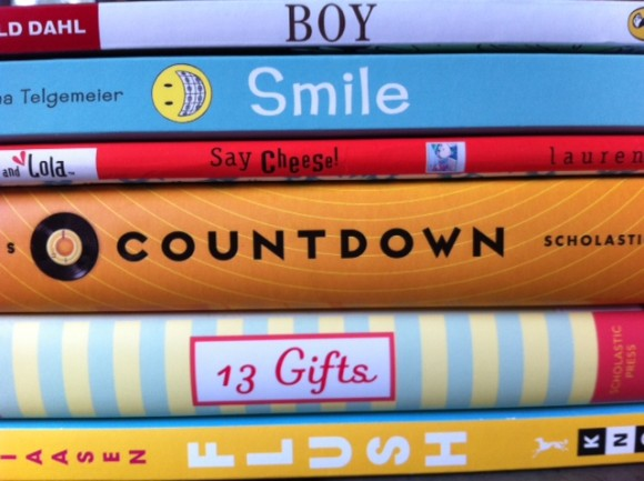 spine poetry, spine poems, poems using spines of books, poems using book titles