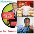 best tv shows for tweens, best tv for teens, best tv for tweens