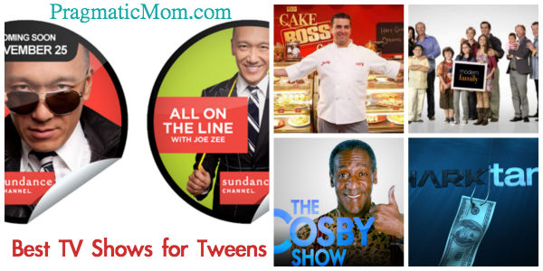 best tv shows for tweens, best tv for teens, best tv for tweens