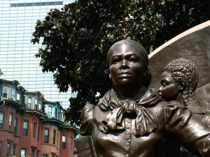 Harriet Tubman South End Boston