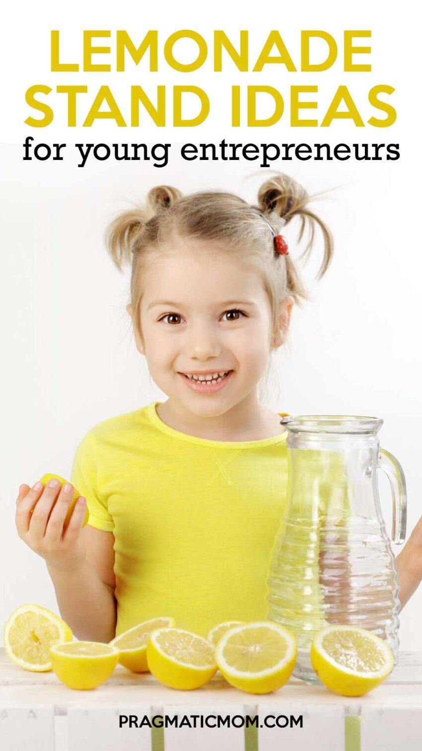 Lemonade Stand Ideas for Young Entrepreneurs