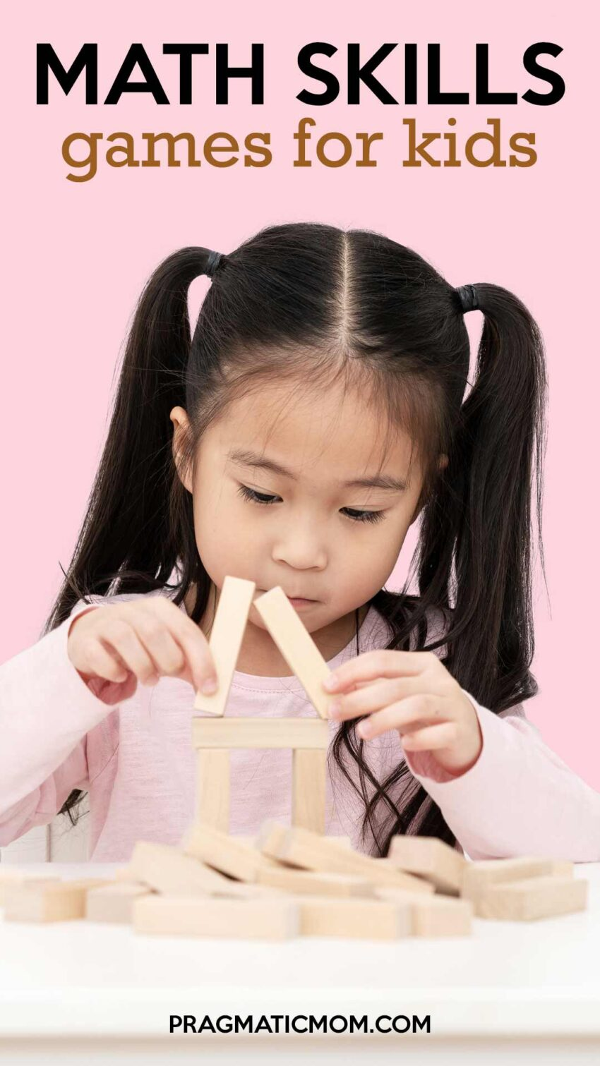 Math Skills Games for Kids