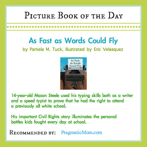 Civil Rights For Kids Picture Book Of The Day Pragmaticmom