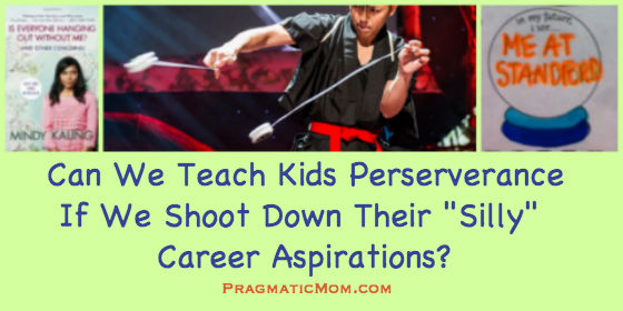 teaching kids  perseverance