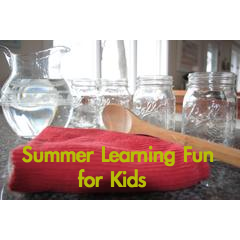 summer learning activities for kids, CWIST, summer learning fun,