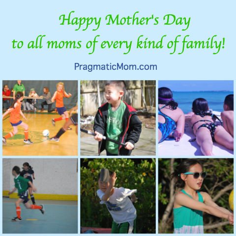 Happy Mother's Day, adopted children, adoption stories