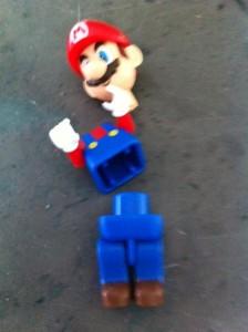 Mario K'Nex toys