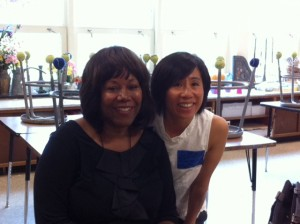 Ruby Bridges with Pragmatic Mom