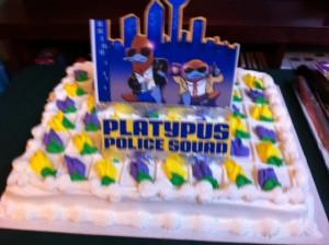 Platypus Police Squad, author event, Jarrett Krosoczka,