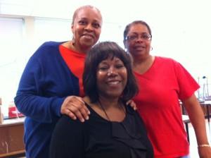 Ruby Bridges, Ruby Bridges with teachers she affected