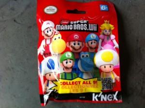 Mario Brother K'NEX toys
