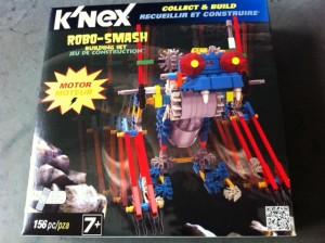 Knex robot toys