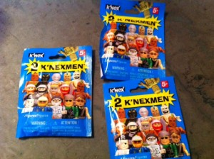 Star War K'NEX figures, Star War K'NEX toys