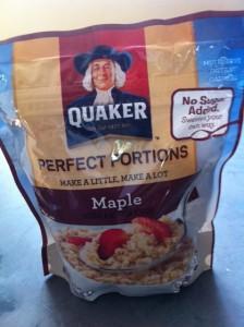 Quaker oatmeal, epic adventures,