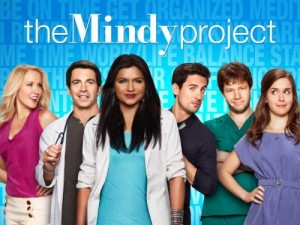 The Mindy Project, mom indulgence TV