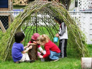 dwell kids garden spaces