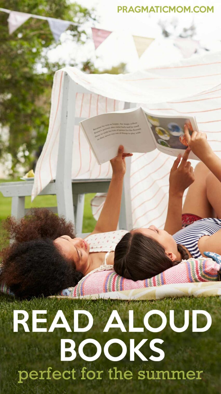 Read Aloud Books for Kids and Other Ideas For Summer Fun