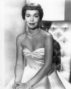 Jane Wyman, Ronald Reagan's first wife