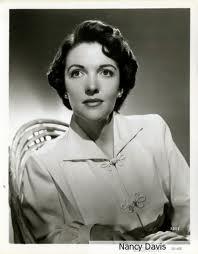 Nancy Davis Reagan headshot