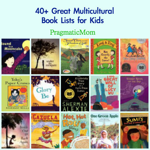 best multicultural books for kids, best multicultural books for children, multicultural picture books, multicultural chapter books, multicultural YA