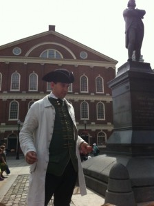 The Boston Freedom Trail, The Freedom Trail, Freedom Trail Boston, Paul Revere Boston