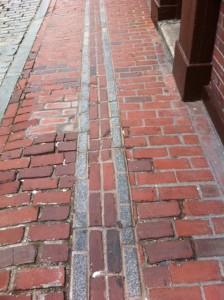 The Boston Freedom Trail, The Freedom Trail, Freedom Trail Boston, Paul Revere Boston