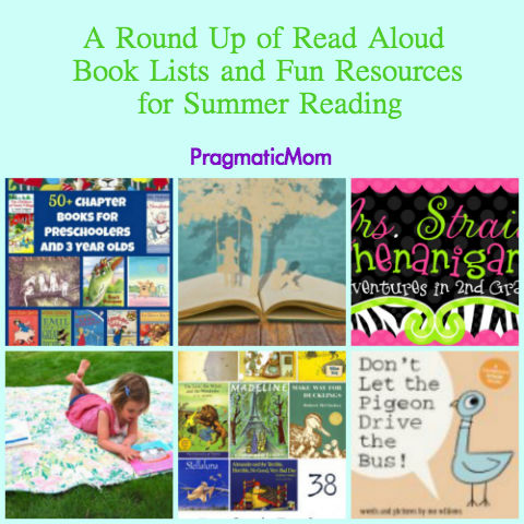 read aloud books for kids, read aloud book lists