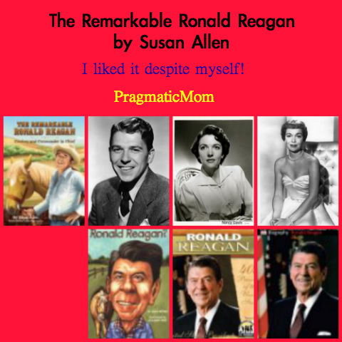 Ronald Reagan books for kids, Ronald Reagan children's books, books for kids and Ronald Reagan, Ronald Reagan book for kids