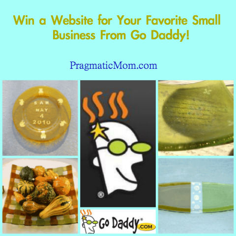 win a website, Go Daddy, No Websitus contest