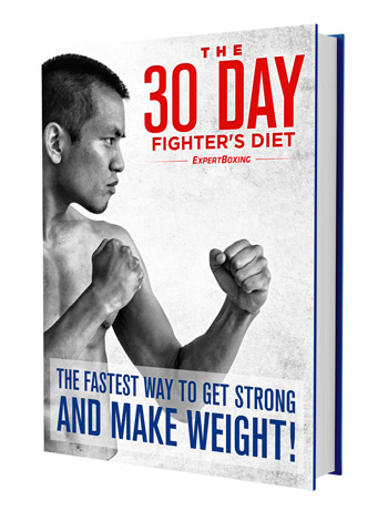 30 day fighter's diet, boxing diet, expert boxing