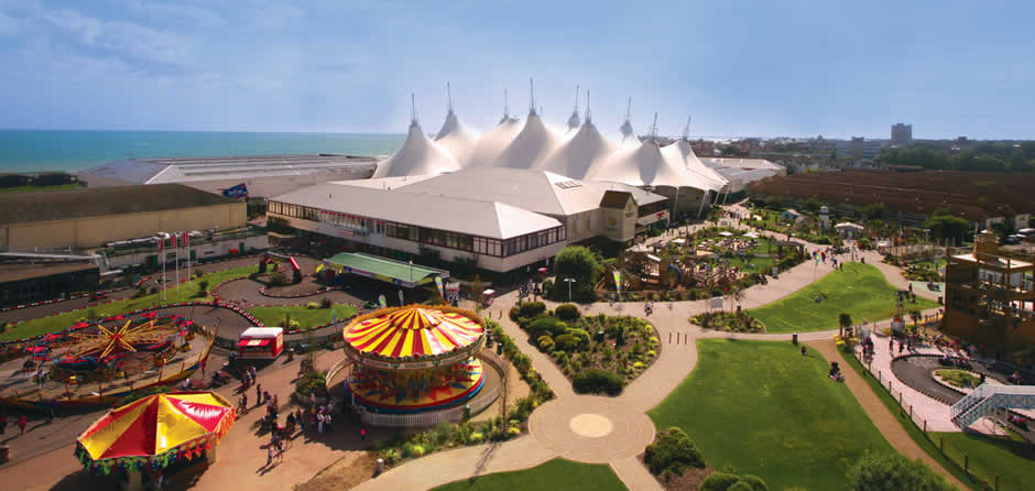 Butlins, Bognor Regis seaside resort