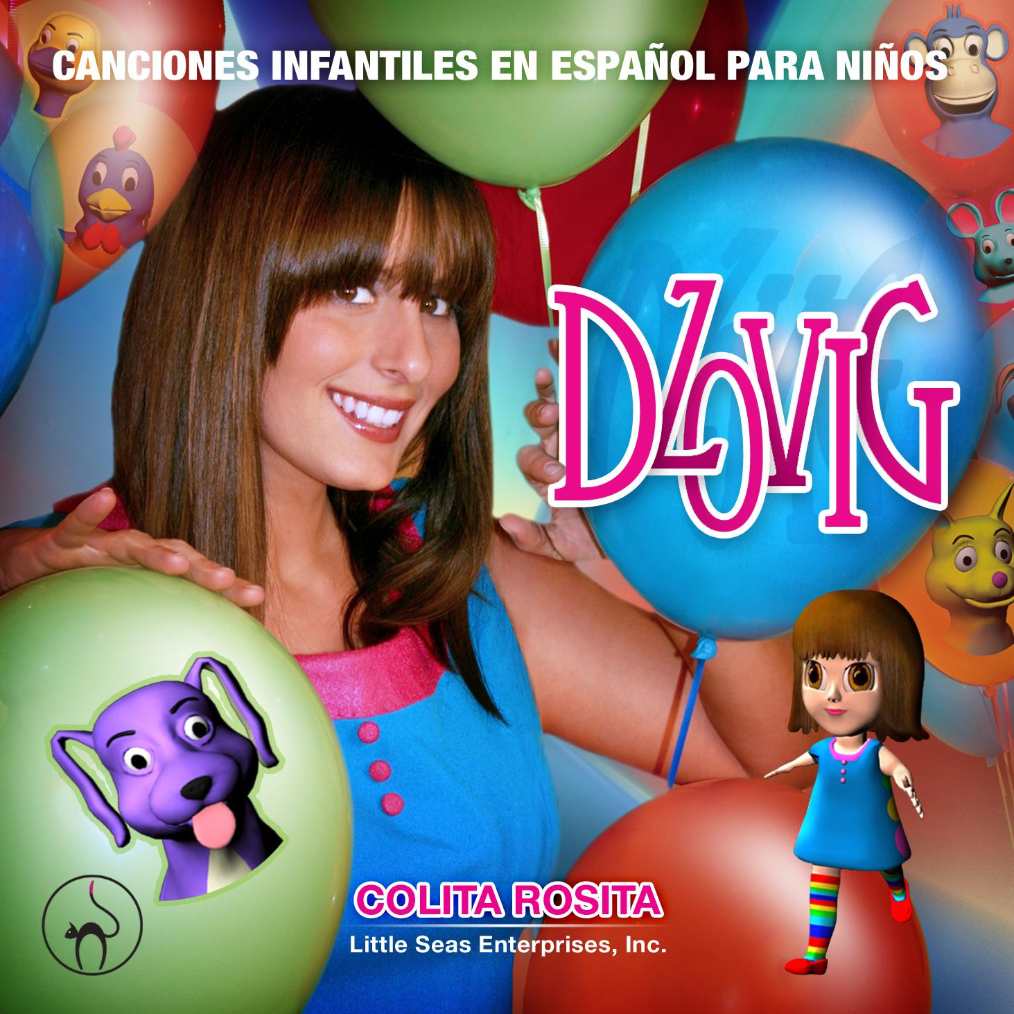 Colita Rosita, Spanish songs for kids