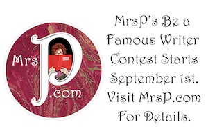 Mrs. P writing contest for classrooms,