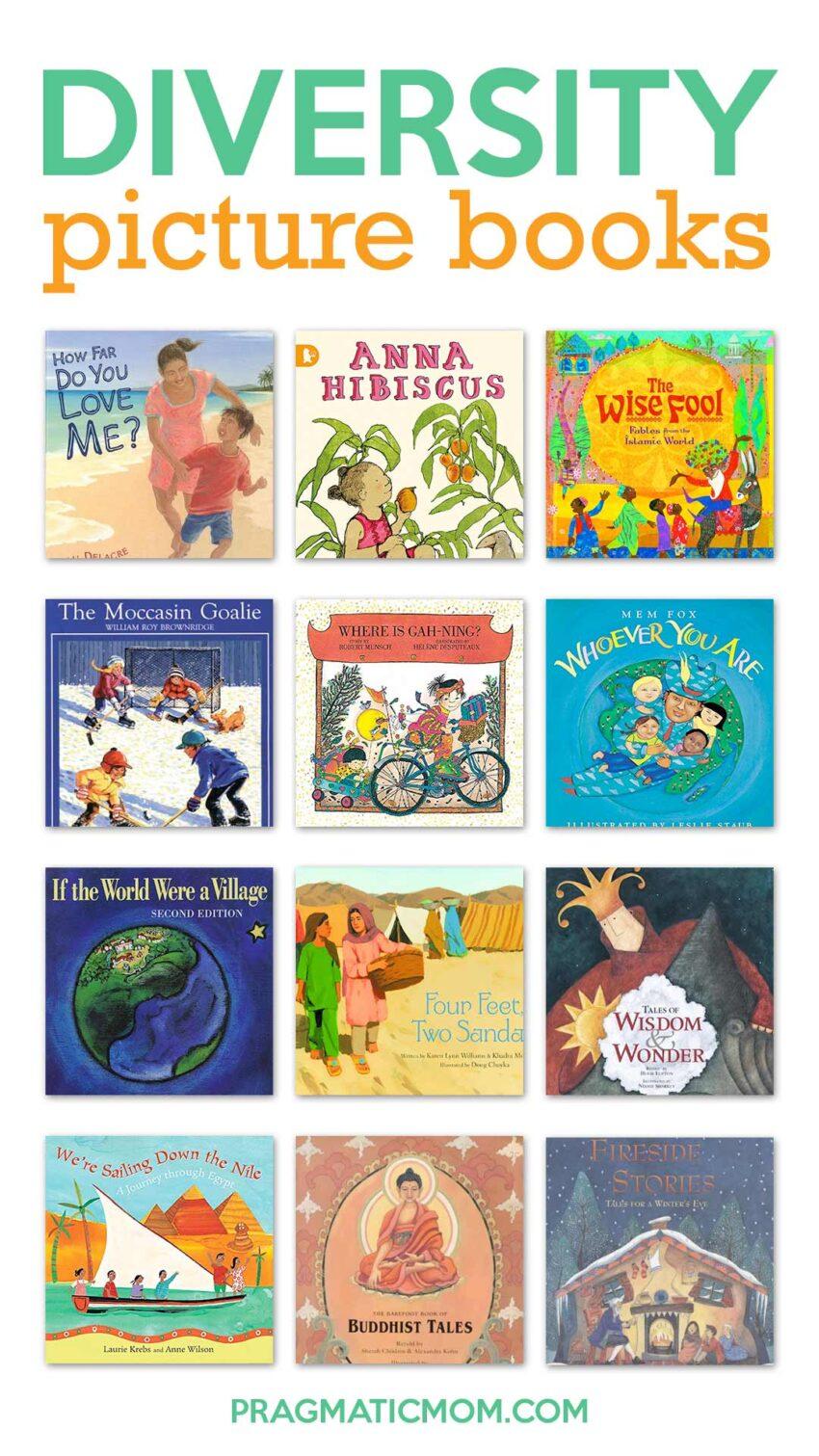 Diversity Picture Books for Children