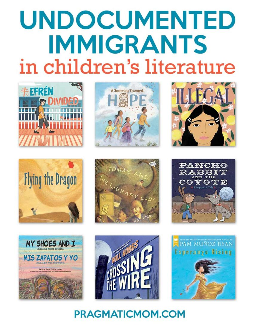 Undocumented Immigrants in Children's Literature