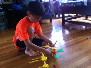 Tinkertoys for boys, Tinkertoy giveaway