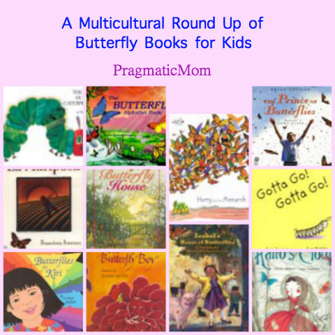 butterfly books for kids, multicultural butterfly books for kids, monarch butterfly books for kids