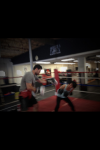 Pragmatic Mom, path to pugilism, mom boxing, Nonantum Boxing Club, Marc Gargaro,