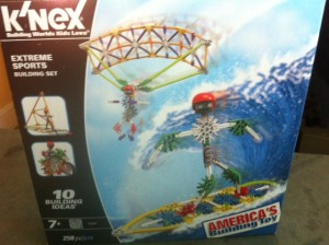 K'NEX Extreme Sports giveaway