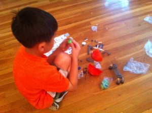 K'NEX keeps kids off screens, screen time and boys, Knex