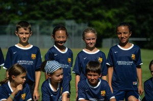 FC Barcelona Camp Boston