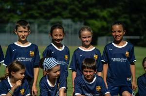 FC Barcelona Camp Boston