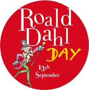 Roald Dahl Day, September 13 Roald Dahl Day