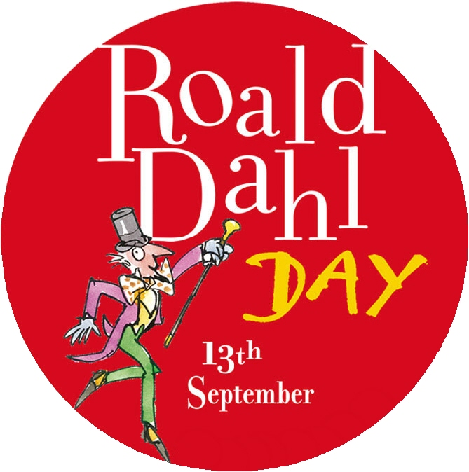 Roald Dahl Day, September 13 Roald Dahl Day