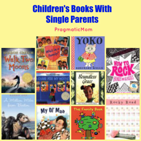 books for kids with single parents