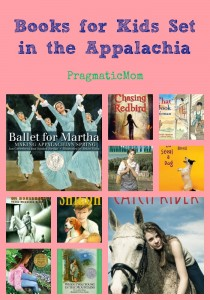 Books for Kids Set in the Appalachia