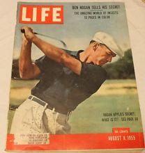 eBay golf collectables