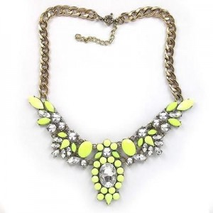 vintage statement necklace ebay