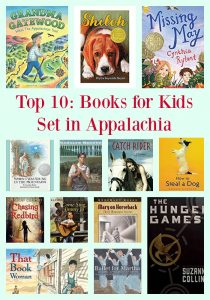 Top 10: Books for Kids Set in Appalachia