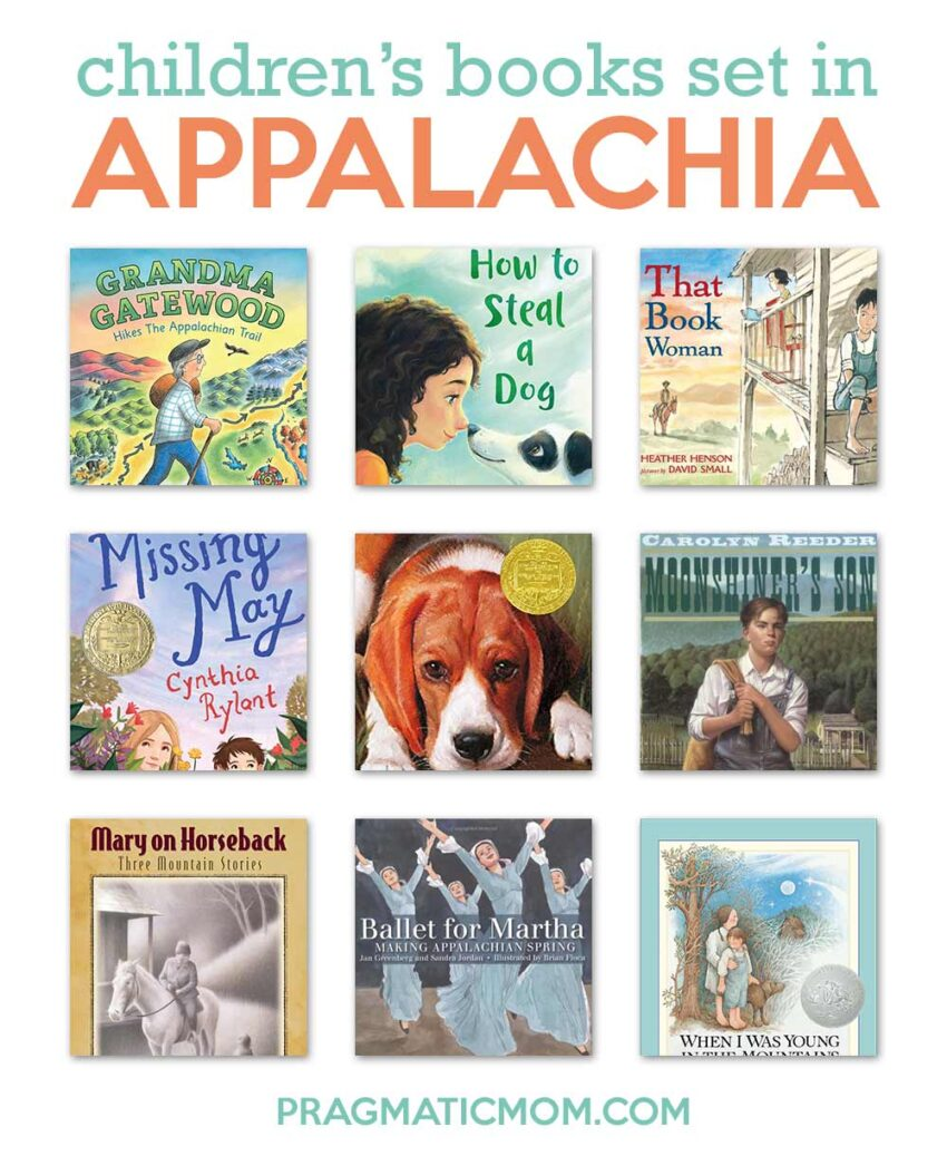 children's books about appalachia